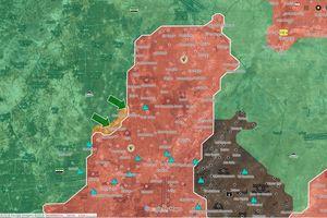 Quân đội Syria thảm bại, mất 21 địa bàn tại chảo lửa Idlib vì vắng Nga