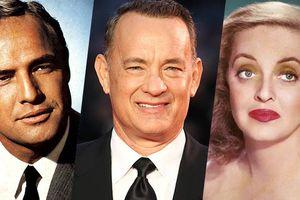 Tom Hank vượt qua 'Bố già' dẫn đầu BXH 'Những diễn viên vĩ đại nhất trong lịch sử ngành giải trí'