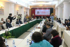 Lễ mừng thọ và Hội thảo 100 năm Nhà nghiên cứu, soạn giả Mịch Quang