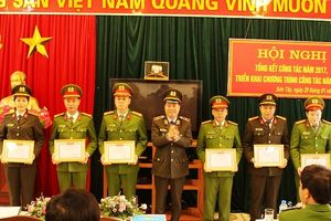 CATX Sơn Tây: Cần đánh trúng các ổ nhóm tội phạm