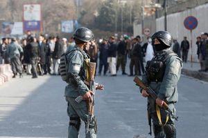 Bom rung chuyển gần học viện quân sự ở thủ đô Afghanistan