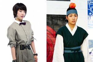 Thần tượng xứ Hàn giả trai, ai cũng phải gật gù vì như thật, nhìn đến Park Min Young và Goo Hye Sun thì ai cũng sốc
