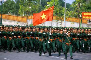Xây dựng Quân đội nhân dân Việt Nam vững mạnh trong thời kỳ mới
