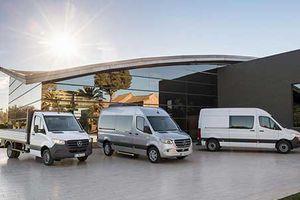 Xe Mercedes-Benz Sprinter 2019 'chốt giá' từ 557 triệu đồng