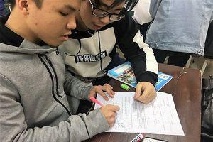 Kỹ năng làm bài thi 3 lượt môn Toán kỳ thi THPTQG 2018