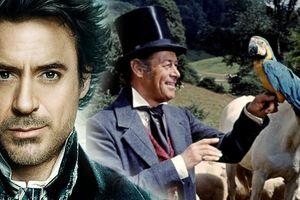 Robert Downey Jr. đóng vai bác sĩ Dolittle trong phim live-action mới