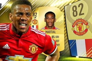 Top 10 ngôi sao Premier League có chỉ số cao 'phi lý' trong FIFA 18