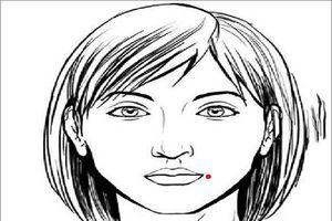 Nhìn điểm này trên khuôn mặt là biết nhân duyên có tốt đẹp hay không?