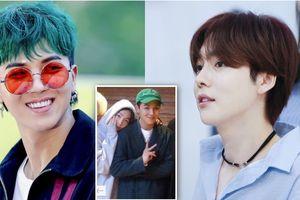 Netizen 'nhận vơ' Jin Woo (WINNER) là 'bạn gái' Song Mino