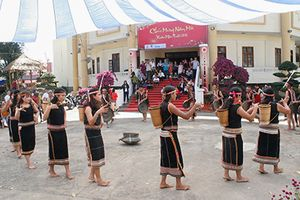 Cụm tin văn hóa nổi bật tại các tỉnh Tây Nguyên