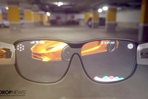 Chiêm ngưỡng concept kính thực tế ảo của Apple