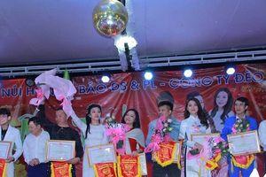 Đêm nhạc ân tình ấm cả một làng quê Hà Tĩnh