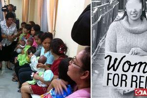 Cuộc chiến giành quyền nuôi 13 đứa con của người đàn ông thuê phụ nữ mang bầu hộ