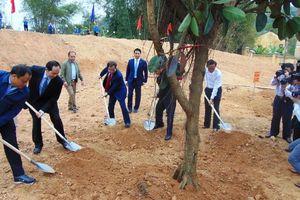 Chủ tịch nước Trần Đại Quang phát động Tết trồng cây đời đời nhớ ơn Bác Hồ tại Bắc Kạn