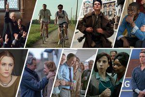 Doanh thu phòng vé 9 đề cử Phim hay nhất tại Oscar 2018
