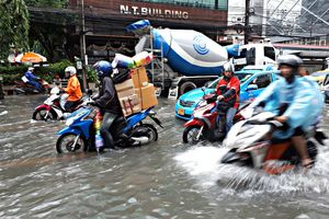 Thái Lan xây 'ngân hàng nước' dưới lòng Bangkok
