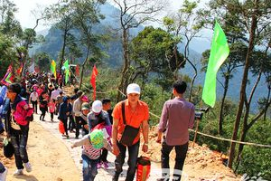 Quảng Ninh khai hội xuân Ngọa Vân vào ngày 24/2