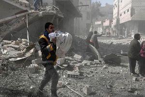 2 ngày, 250 người chết ở Syria, UNICEF 'không còn gì để nói'