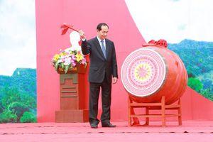 Chủ tịch nước Trần Đại Quang phát động 'Tết trồng cây' năm 2018