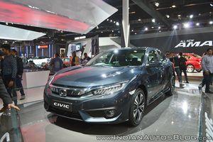 Ngắm phiên bản Honda Civic vừa xuất hiện tại Ấn Độ