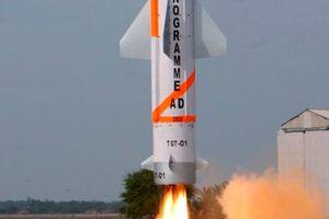Ấn Độ thử tên lửa Prithvi II có khả năng mang đầu đạn hạt nhân