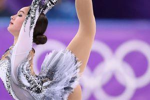 Nữ thần sân băng ghi dấu ấn Nga tại Pyeongchang