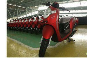 Honda Scoopy 2018: Đồ họa mới, màu sắc mới, giá cả phải chăng