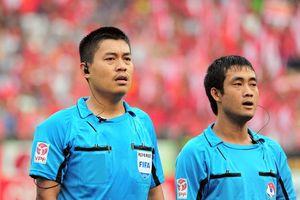 Xác định tổ trọng tài trận đấu khai xuân Mậu Tuất 2018 của bóng đá Việt Nam