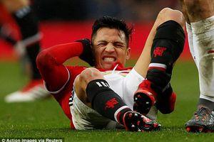 Alexis Sanchez đang gây họa lớn cho MU thế nào?