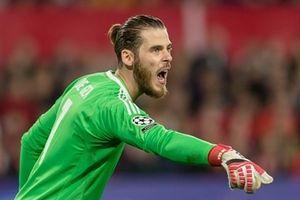 Dea Gea trổ tài, Man Utd hòa hú vía trước Sevilla