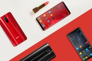 Smartphone màn hình cong, camera kép, chip S660, RAM 6 GB, giá 'mềm'