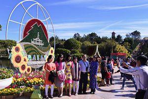Dịp Tết Nguyên đán, Lâm Đồng đón 280.000 lượt khách đến thăm quan