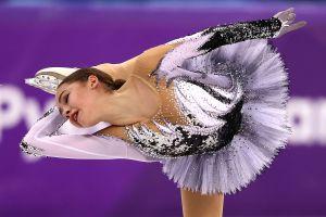 Zagitova giúp đoàn Nga tiến gần đến chiếc HCV đầu tiên