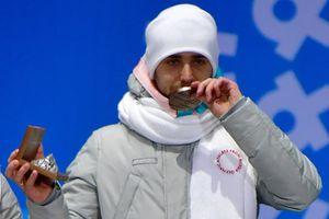 Olympic PyeongChang 2018: VĐV Nga thừa nhận sử dụng doping, tự giác trả huy chương