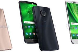 Xuất hiện tên mã của Motorola Moto G6, G6 Plus và G6 Play
