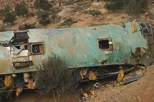 Xe bus lao xuống vực tại Peru, ít nhất 30 người thiệt mạng