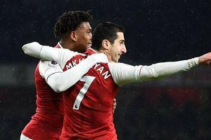 Arsenal - Ostersunds: Thêu hoa dệt gấm cùng Mkhitaryan