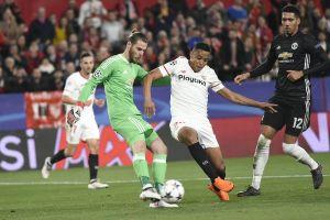 De Gea cứu thua ngoạn mục, MU hòa 'đau tim' trước Sevilla