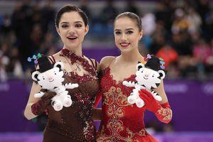Olympic mùa Đông 2018: 'Thiên thần' Zagitova giành tấm HCV đầu tiên cho nước Nga