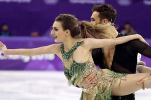 Olympic PyeongChang và những vũ điệu ảo diệu trên băng