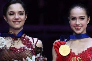 'Thiên thần' Zagitova mang về Vàng cho nước Nga