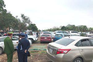 Nhiều bãi xe 'chặt chém' bị xử lý