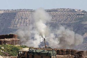 Thổ Nhĩ Kỳ nã tên lửa trúng đoàn xe cứu trợ nhân đạo ở Afrin