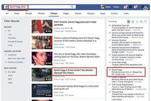 Tin giả lan truyền như thế nào trên Facebook
