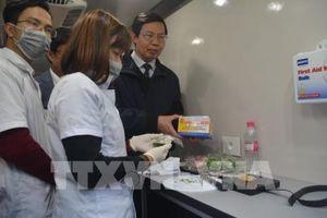 Cơ sở dịch vụ ăn uống tại chùa Hương đạt 70% tiêu chuẩn vệ sinh thực phẩm