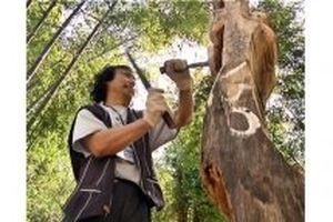 Sáng tạo trong điêu khắc gỗ dân gian Tây Nguyên