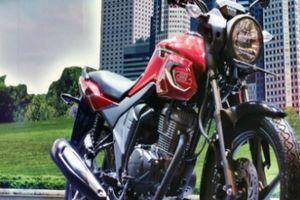 Cận cảnh xe côn tay rẻ 2018 Honda CB150 Verza