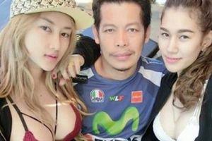 Người đàn ông sống hạnh phúc với 2 vợ xinh đẹp và 9 con ở Thái Lan