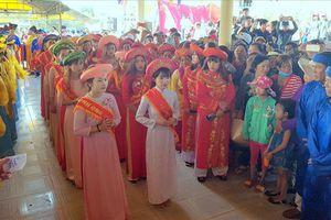 Bạc Liêu tưng bừng lễ hội nghinh Ông Duyên Hải