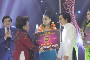 Học trò Kim Tử Long giành quán quân 'Đường đến danh ca vọng cổ' mùa 2